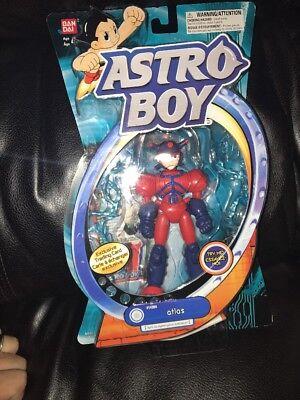 "Astro Boy 5"" Abilities Figure: Hyper Cannon with Atlas"