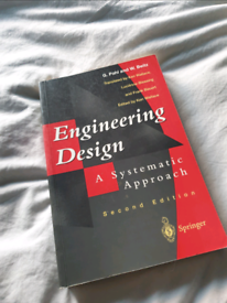 Engineering Design: A Systematic Approach Paperback