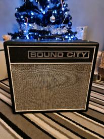 Sound city 30c valve combo