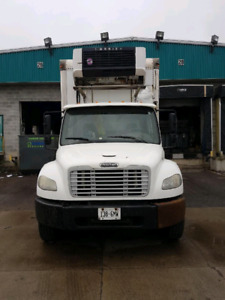 "24""REEFER TRUCK AVAILABLE WITH JOB"
