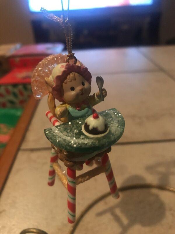 ENESCO CHRISTMAS ORNAMENT: BABY