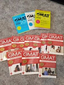 GMAT Study Guides for MBA