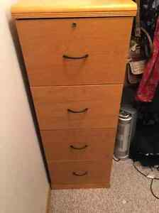 Wanted Wood Filing Cabinet