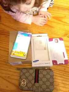 Samsung note 3 with cases