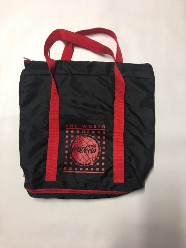 coca cola 1991 Showest vintage bag