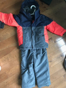 Boy Snowsuit - 3T