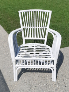 Rattan Chair *Delivery Available*