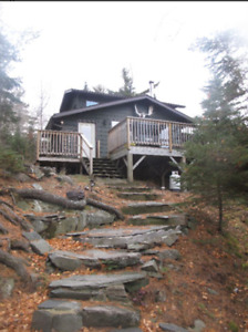 Cozy lakefront cabin on Lake of the Woods