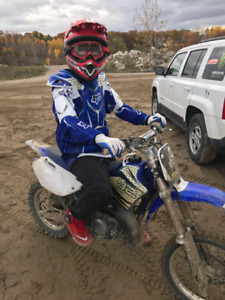 2006 yz 85 no ownership