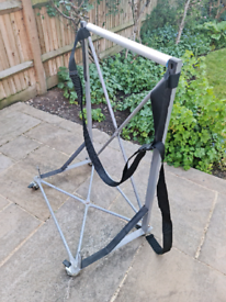 Convertible Hardtop Storage Steel Trolley Stand - to Fit Porsche