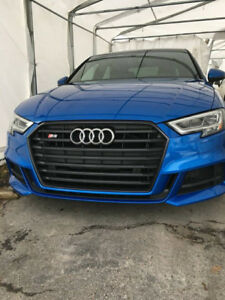 2017 Audi S3 Sedan Technik + CRAZY OPTIONS fully equipped