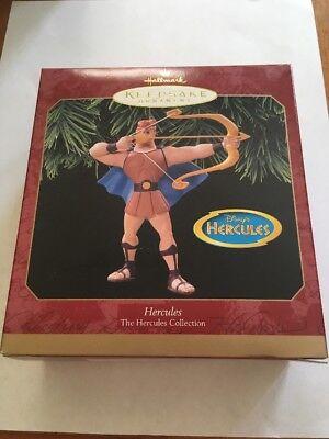 Hallmark Keepsake Christmas  Ornament Walt Disney Hercules Collection 1997