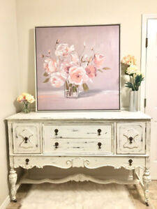 Shabby Chic Buffet ( sideboard)