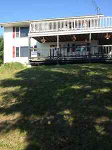Duplex, centrally located in Parry Sound close to all amenities