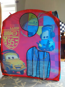 Cars Lightening Mcqueen tent bundle