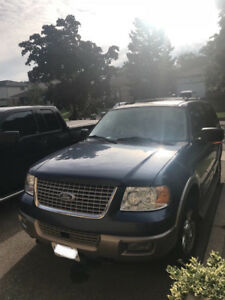SELLING 2003 FORD EXPEDITION