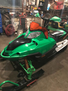 Arctic cat f700