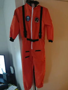 Astronaut costume child size 8-10
