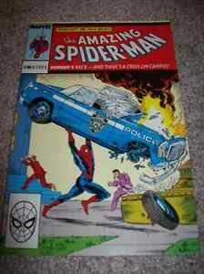 SPIDER-MAN: THE FOX AND THE BUG TRADE PAPERBACK TPB