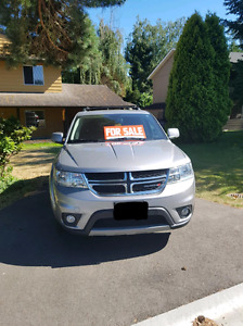 2015 Dodge Journey Limited with warranty