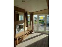 Static caravan Abi st david is now sited on Riverdane holiday park in congleton.
