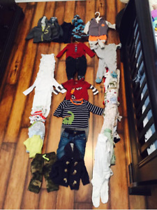 Baby boy clothes, 3-6 months