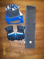 Toque, Mitts & Scarf, Size 3T-4T