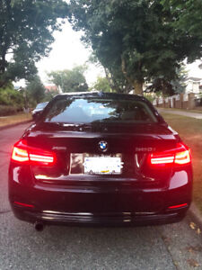 2016 BMW 320i xdrive