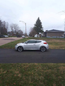2014 HYUNDAI VELOSTER TECH LOW KM $12,500OBO OR TRADE FOR 4x4