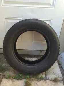 Winter Tires UNIROYAL Tiger Paw 185/65R15   (Good Condition)