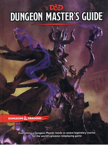 Dungeons & Dragons 5th Edition Dungeon Master Guide