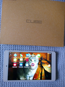 Tablette Cube 8''