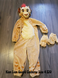 Kids Dress Up~Halloween Costumes. Prices & Sizes in pics!