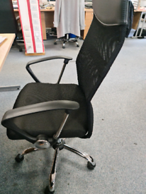 Mesh Office Chair, almost brand new