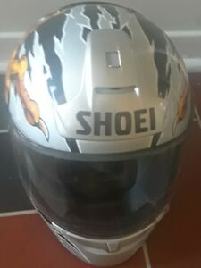 "NEW Shoei ""Troy Lee"" Dragon Design Motorcycle Helmet"