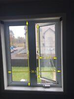 Fenêtre de remplacement