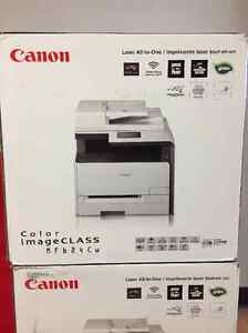 Canon MF624CW Color Wireless laser printer