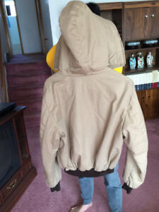 Boys Winter Coat with Fur Lined Hood
