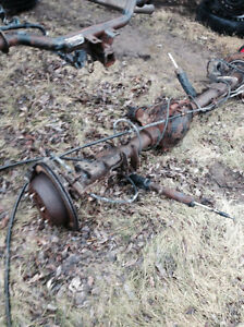 Chevy 10 Bolt Rear Axle 373 psi