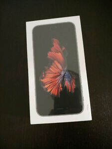 Brand New Sealed iPhone 6S - 32 GB Space Grey - 550$