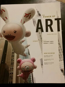 The Power of Art Richard Lewis and Susan Lewis 3rd edition