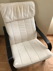 IKEA Poang chair with removable cover