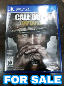 Call of Duty World War 2 PS4 Edition on Sale!