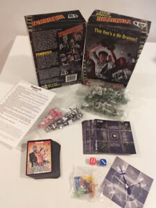 ZOMBIES!!! - Director's Cut boardgame