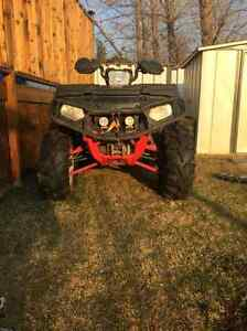 2013 limited edition Polaris sportsman 550 EFI/EPS