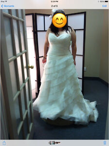 Mori Lee  Julietta Wedding Dress Size 20