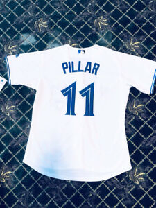 BNWT TORONTO BLUE JAYS WOMENS #11 PILLAR JERSEY
