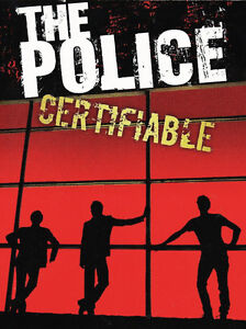 New The Police Certifiable,2DVD,2CD,Line in Buenos Aires,warr