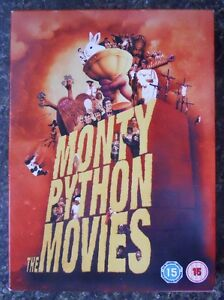 Monty Python The Movies 6 DVD Set - Brand New - Never Used