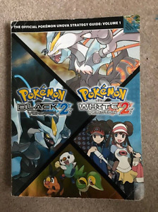Pokemon Black2 and White2 Version Official Strategy Guide